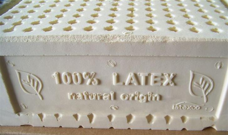 Преимущества матрасов из натурального латекса